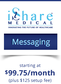 iShare Medical Direct Messaging for Providers
