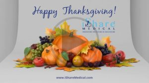 iShare Medical Thanksgiving video